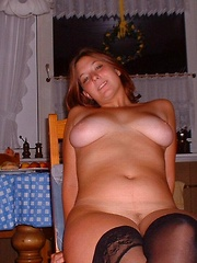Busty chick love taste cock