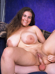 Colossal mega tit slut has the hugest knockers on the planet!
