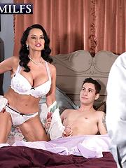 Anal-loving Rita And Her Cuckold Hubby